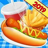 Juegos de cocina Restaurante Chef: Cocina Fiebre de comida rápida