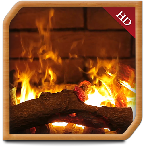 Fireplace Ambiance Hd Wallpaper Themes Amazon Fr Appstore Pour