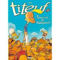 Titeuf - Tome 14: Bienvenue en adolescence !