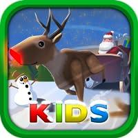Santa Claus: Christmas Gifts Kid - 3D Sleigh Driving (Sleigh Pocket)