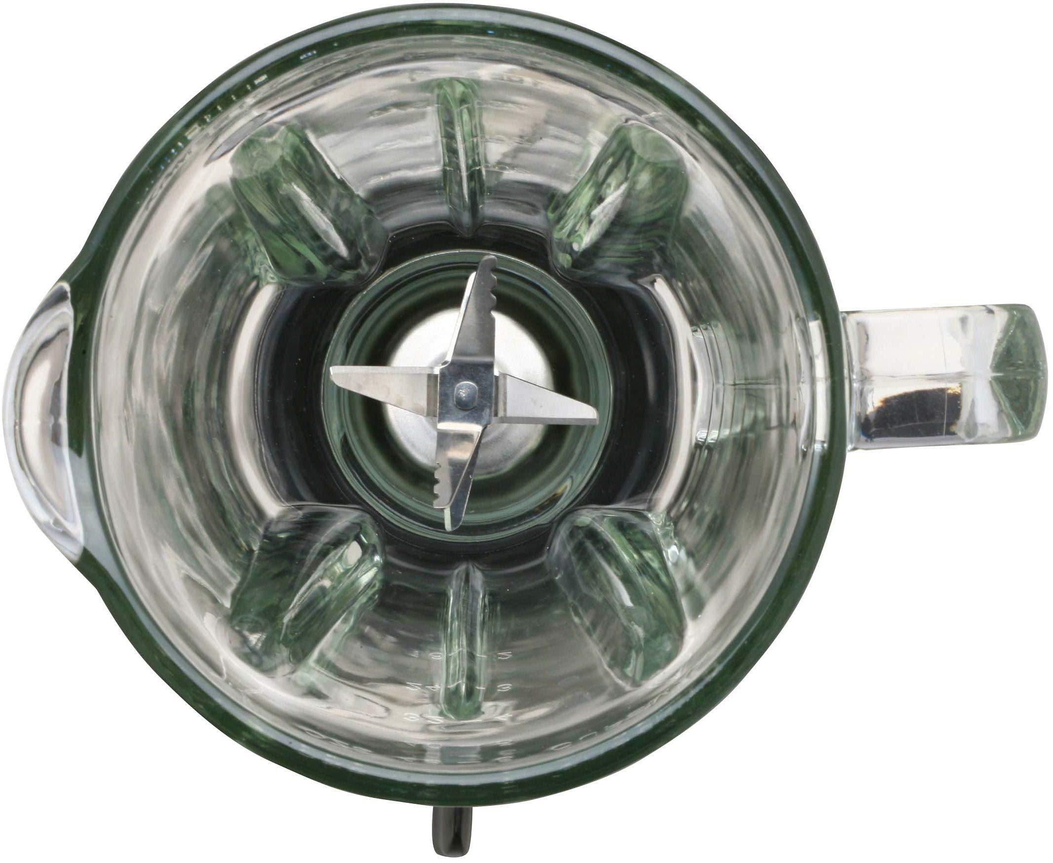 VitaSpeed-SP50-Standmixer-Mixer-500W-Eiscrusher-mit-Edelstahl-Klingen-Blender-15-L-Glasbehlter-Smoothiemixer-mit-19000-Umin