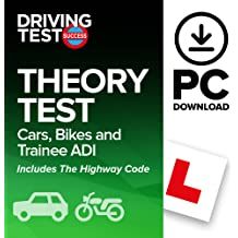 Driving Theory Test UK 2018 Edition - Driving Test Success (Cars, Bikes & ADIs) - Instant PC Download [Download]