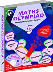 International Maths Olympiad - Class 5  with CD: Theories with Examples, Mcqs and Solutions, Previous Questions, Model Test Papers