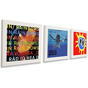 Art Vinyl Play & Display Record Frame Triplepack: Amazon.co.uk ...