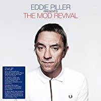 Eddie Piller Presents The Mod REVIVAL [Blue and Red Vinyl]