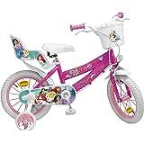 Pik&Roll Princesse - Bicicleta para niña