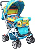 R for Rabbit Lollipop Lite Colorful Baby Stroller and Pram for Baby|Kids|Infants|New Born|Boys|Girls of 0 to 3 Years…