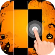Tap Piano Songs Halloween