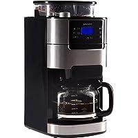 Ultratec Macchine da caffè/Macchina da caffè automatica+macinacaffè e funzione timer, macchina automatica, coffee…
