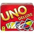 Mattel Games K0888 UNO Deluxe Kaartspel
