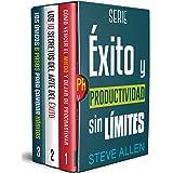 Serie Éxito y productividad sin límites (Boxset digital): Serie de 3 libros: Cómo vencer el miedo y dejar de procrastinar, Lo