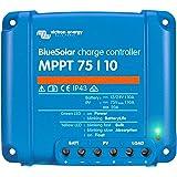 Victron Energy Victron Bluesolar MPPT 75/10 12V 24V 10A, 1 Stück, 8719076025306
