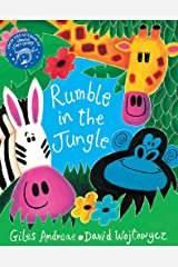 Rumble in the Jungle Paperback