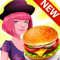 Kochspiele Chef Restaurant: Burger Rescue Fever