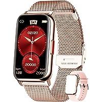 Smartwatch,1.57 Zoll Touchscreen Fitness Armbanduhr, Fitness Tracker mit Pulsuhr, IP68 Wasserdicht Sportuhr mit…