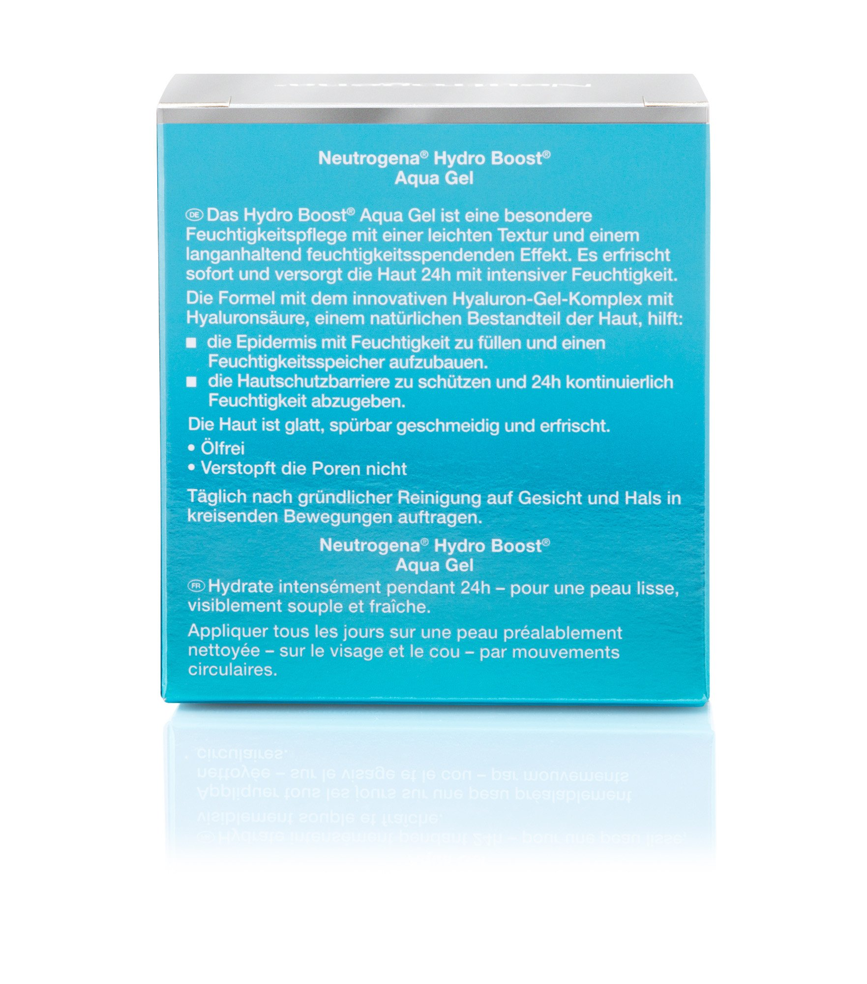 Neutrogena Hydro Boost Aqua Gel (Piel Normal Y Mixta) – 50 ml.