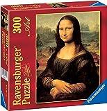 Ravensburger Puzzle 300 Teile da Vinci: Mona Lisa 14005
