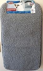 Trixie Anti-Rutsch-Thermo-Einsatz 29 x 51 cm für Transportbox, grau, passend für Capri Größe 1-3