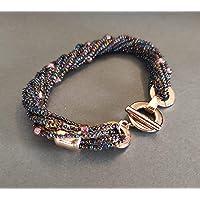 Charisma bijoux bracciale dark rainbow