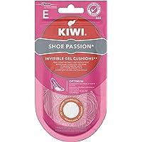 Kiwi Shoe Passion Plantare Solette Donna in Gel Invisibile e Antiscivolo per Tacchi, Cuscinetto Ammortizante, 1 Paio