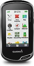 Garmin Oregon 750t GPS-Handgerät - vorinstallierte TopoActive Europakarte, Aktivitätsprofile, Geocaching Live