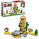 LEGO71363SuperMarioUitbreidingsset:DesertPokeyBouwbaarSpel