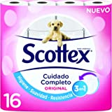 Scottex Original Papel Higiénico - 16 Rollos