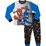 Power Rangers Pijamas de Manga Larga para niños