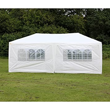 Palm Springs 3 x 6m Tent/ Marquee Party  sc 1 st  Amazon UK & Palm Springs 3 x 6m Tent/ Marquee Party: Amazon.co.uk: Garden ...