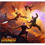 Marvel's Avengers: Infinity War - The Art of the Movie (Marvel's Avengers: Infinity War - The Art of the Movie (2018), Band 1)