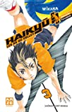 Haikyu!! Les AS du Volley - Tome 3 (Haikyu! Les as du volley)