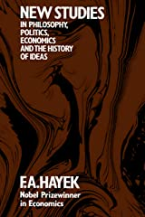 New Studies in Philosophy, Politics, Economics, and the History of Ideas (English Edition) Versión Kindle