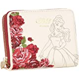 Loungefly X Beauty and the Beast Belle Bold as a Rose - Cartera