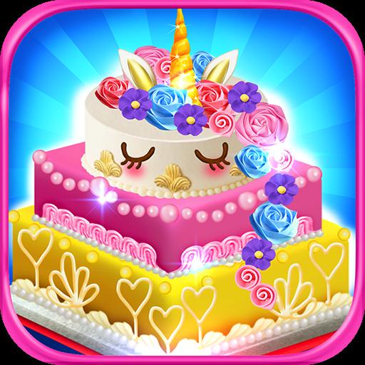 Cake Maker and Cake Pops – Dessert Candy Food Bakery, Cook, Bake and Kids Kitchen Cooking - Für Cookie Maker Kids