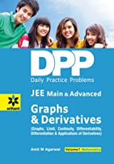 Daily Practice Problems (DPP) for JEE Main & Advanced Graphs & Derivatives Vol.7 Mathematics