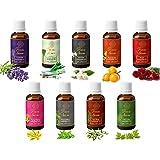 Precious Aromas Essential Oil Lavender, Rose, Tea Tree, Jasmine, Ylang Ylang, Mandarin, Lemongrass, Peppermint, citronella, P