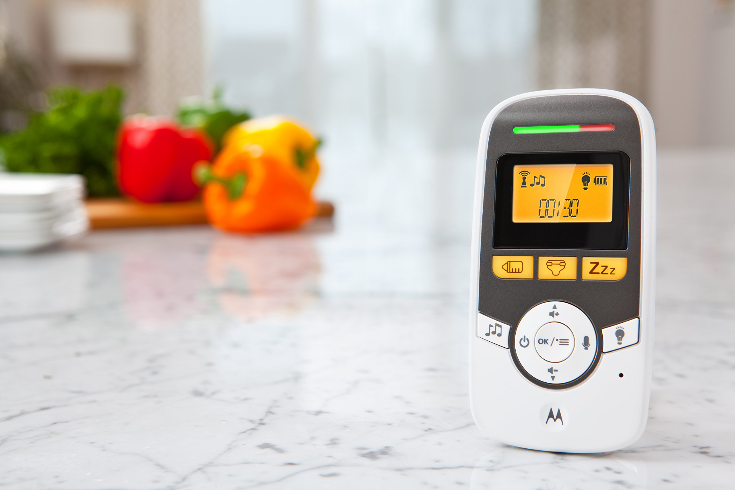 Motorola MBP161 Timer Audio Baby Monitor  Binatone Telecom PLC