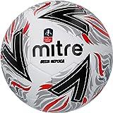 Mitre Delta Replica FA Cup Balón de fútbol, Unisex Adulto