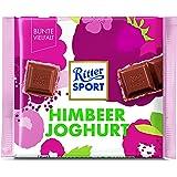 Ritter SPORT Himbeer Joghurt, 12er Pack (12 x 100 g)