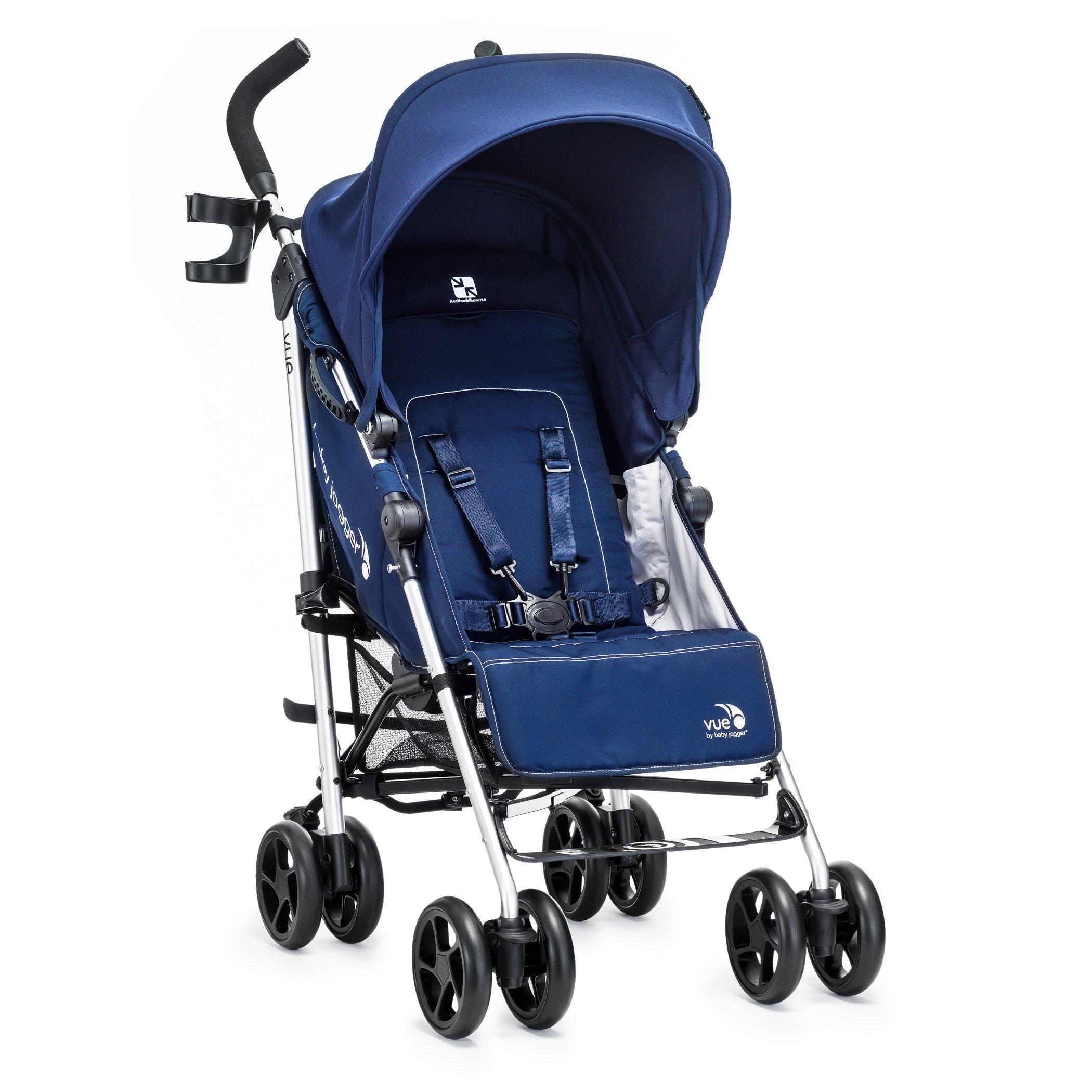 Baby Jogger cochecito bastón azul marino Talla:14-26-052