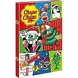 Chupa Chups Adventskalender Süßes Fest, 24 Lutscher- und Kaugummi-Überraschungen zu Weihnachten 2020