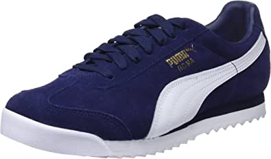 PUMA Roma Suede, Sneakers Basses Mixte