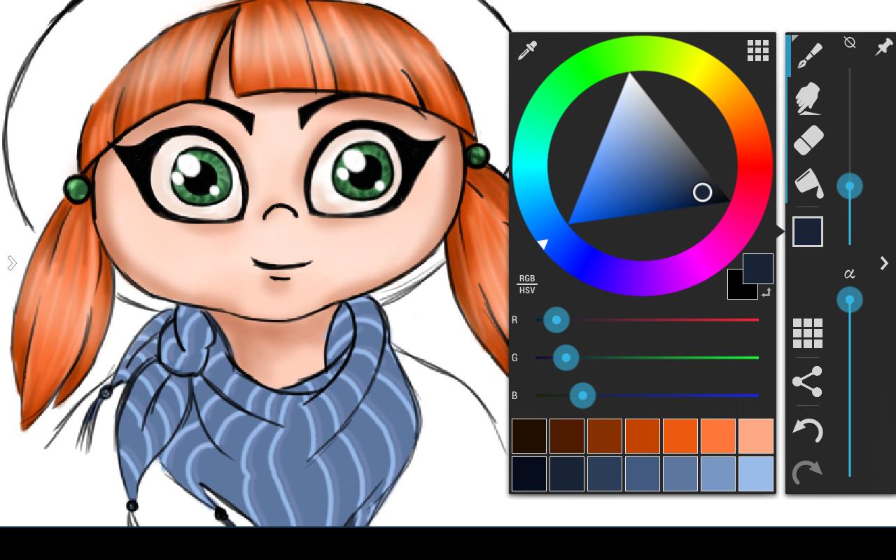 ArtFlow - Sketch, Paint, Draw: Amazon.de: Apps für Android