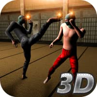 Ninja Fighting 3D: Kung Fu Masters
