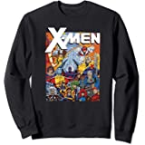 Marvel X-Men Classic Vintage Team Nineties Sweatshirt