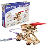 Smartivity Hydraulic Plane Launcher for 6+ Years Boys and Girls, STEM, Learning, Educational and Construction Activity Toy Gi