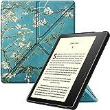 Fintie Pokrowiec kompatybilny z Kindle Oasis 10. generacji (model 2019) 9. generacji (model 2017) - [Seria Origami] Pokrowiec