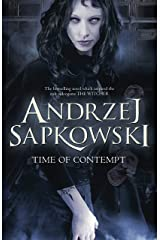 Time of Contempt: Witcher 4 (The Witcher) Kindle Edition