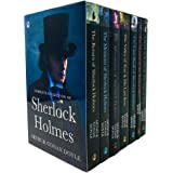 Sherlock Holmes Series Complete Collection 7 Books Set by Arthur Conan Doyle