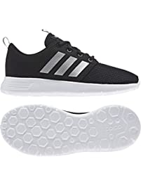 check out faf06 731a4 adidas Unisex Kids Swifty K Sneakers Grey